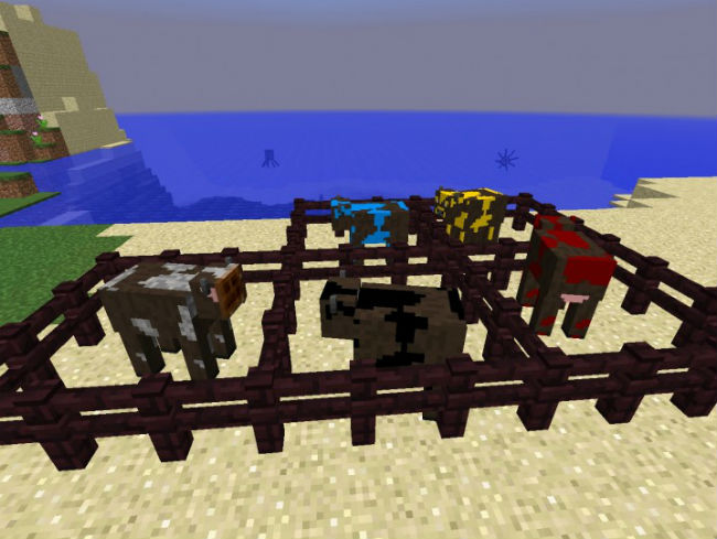 108f3  Elemental Cows Reborn Mod 2 [1.8] Elemental Cows Reborn Mod Download