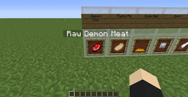 1b0b6  Weird mobs mod by coal 7 [1.7.10] Weird Mobs Mod Download