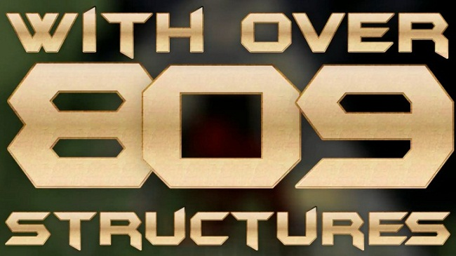 2fd31  Instant Massive Structures 2 Mod 4 [1.10.2] Instant Massive Structures Mod Download