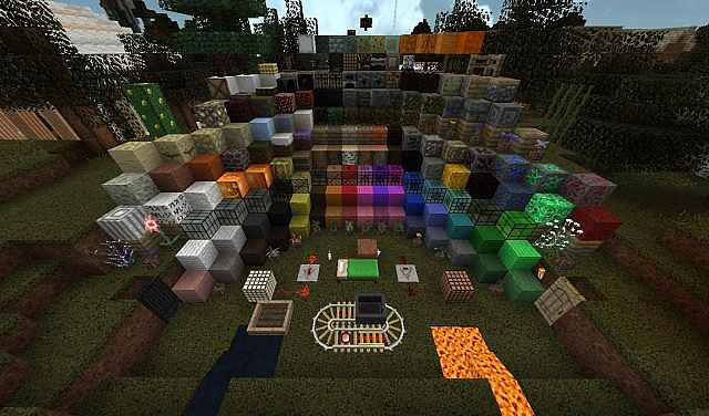 48700  Skyrim pack by srzambie 1 [1.9.4/1.9] [32x] Skyrim (Zombie 101) Texture Pack Download