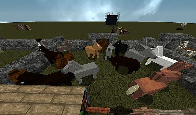 48700  Skyrim pack by srzambie 4 [1.9.4/1.9] [32x] Skyrim (Zombie 101) Texture Pack Download