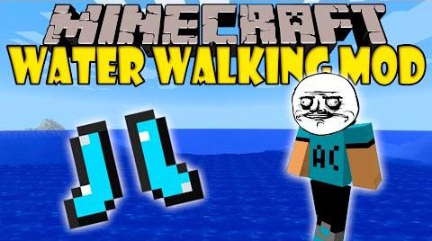 49de0  Water Walking Mod [1.7.10] Water Walking Mod Download