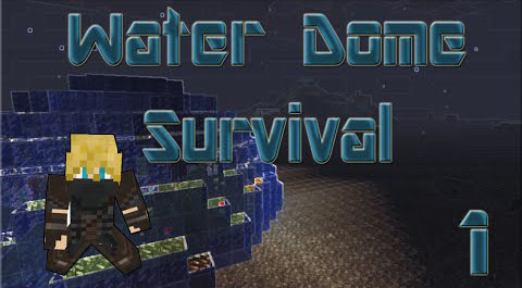 4bdb9  Water Dome Survival Map [1.8] Water Dome Survival Map Download