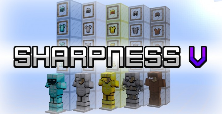 4fa60  A sharp pvp resource pack [1.9.4/1.8.9] [32x] A Sharp PvP – Oriented Texture Pack Download