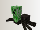[1.7.10] Creeper-Spider Mod Download