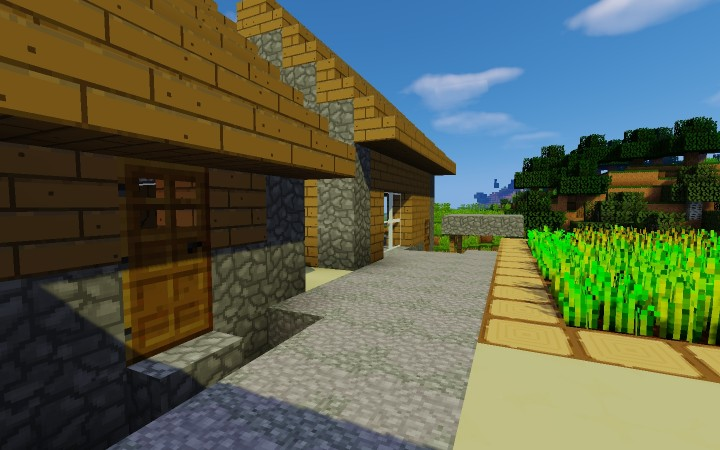 5d957  Grizzlybacons resouce pack 1 [1.9.4/1.8.9] [32x] GrizzlyBacons Texture Pack Download