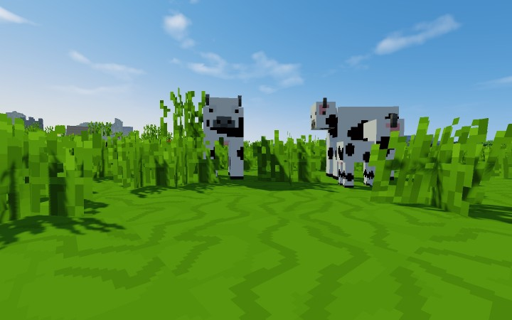 5d957  Grizzlybacons resouce pack 2 [1.9.4/1.8.9] [32x] GrizzlyBacons Texture Pack Download