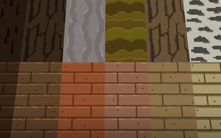 5d957  Grizzlybacons resouce pack 4 [1.9.4/1.8.9] [32x] GrizzlyBacons Texture Pack Download