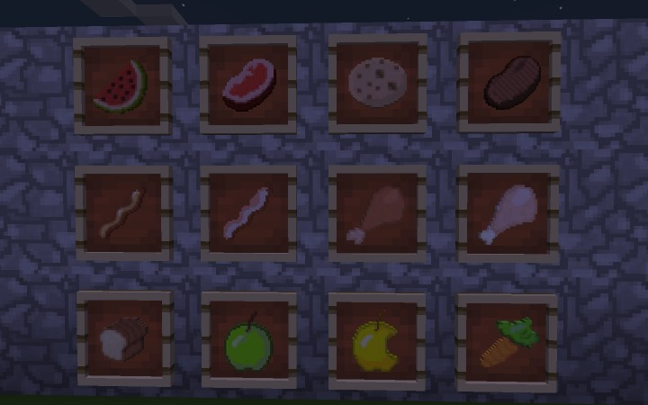 5d957  Grizzlybacons resouce pack 7 [1.9.4/1.8.9] [32x] GrizzlyBacons Texture Pack Download