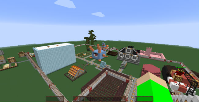 82b0b  Minigames Of Dapperness Map 4 [1.7.10] Minigames Of Dapperness Map Download