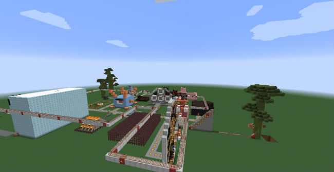 82b0b  Minigames Of Dapperness Map 5 [1.7.10] Minigames Of Dapperness Map Download