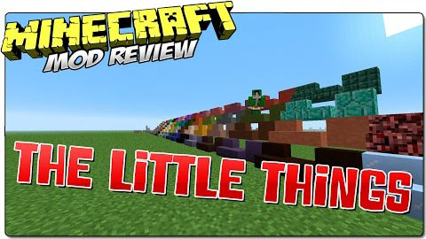 926b1  The Little Things Mod [1.8.9] The Little Things Mod Download
