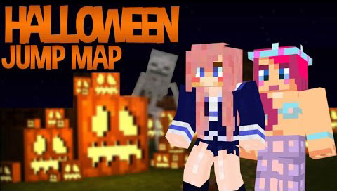 96a86  Halloween Candy Map [1.8] Halloween Candy Map Download