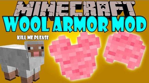 96c84  Wool Armor Mod [1.7.10] Wool Armor Mod Download