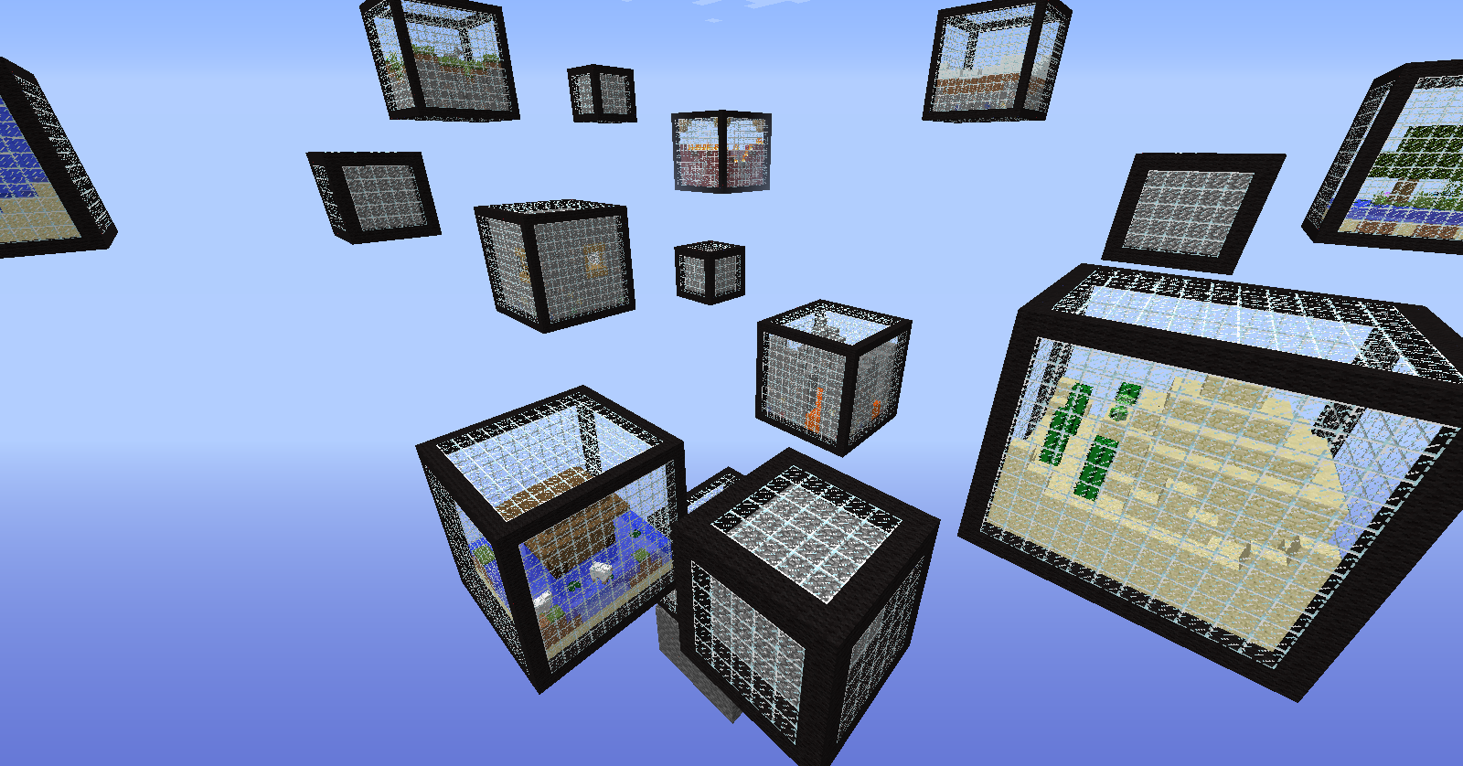 Micro Cubes Map Download Minecraft Forum - Coole maps fur minecraft zum downloaden