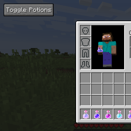 aa8ea  Potion Storage Mod 1 [1.8] Potion Storage Mod Download