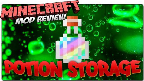 aa8ea  Potion Storage Mod [1.8] Potion Storage Mod Download