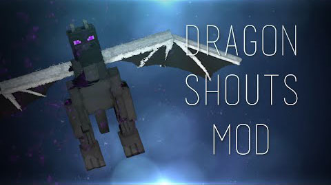 ae44c  Dragon Shouts Mod [1.8] Dragon Shouts (Skyrim) Mod Download