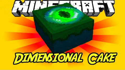bb4ed  Dimensional Cake Mod [1.7.10] Dimensional Cake Mod Download