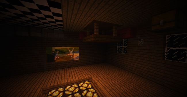c318f  Wandering halloween horror map 4 [1.8] Wandering Halloween Horror Map Download