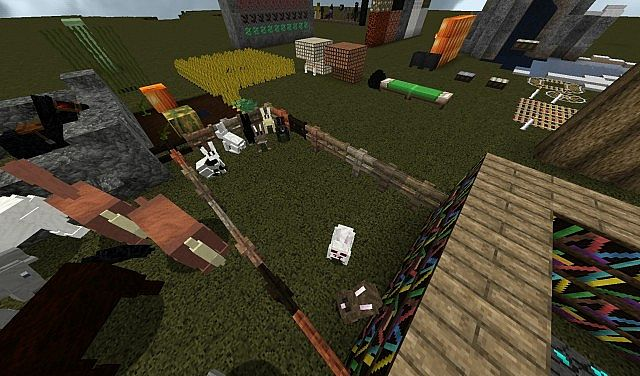 c969f  Skyrim pack by srzambie 5 [1.9.4/1.9] [32x] Skyrim (Zombie 101) Texture Pack Download