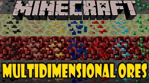 d3e5e  Multidimensional Ores Mod [1.7.10] Multidimensional Ores Mod Download