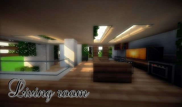 e9319  yourminecraft 11 4752888 [1.8] Beautiful Modern House Map Download