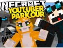 [1.8] YouTuber Parkour Map Download