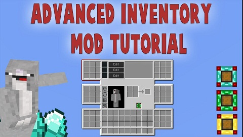 5d7cb  Advanced Inventory Mod [1.9.4] Advanced Inventory Mod Download
