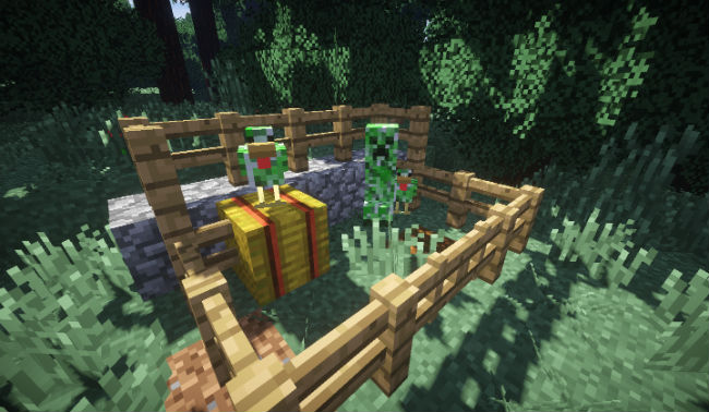 6e2c8  Creeper Chickens Mod 1 [1.7.10] Creeper Chickens Mod Download