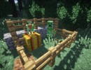 [1.10.2] Creeper Chickens Mod Download