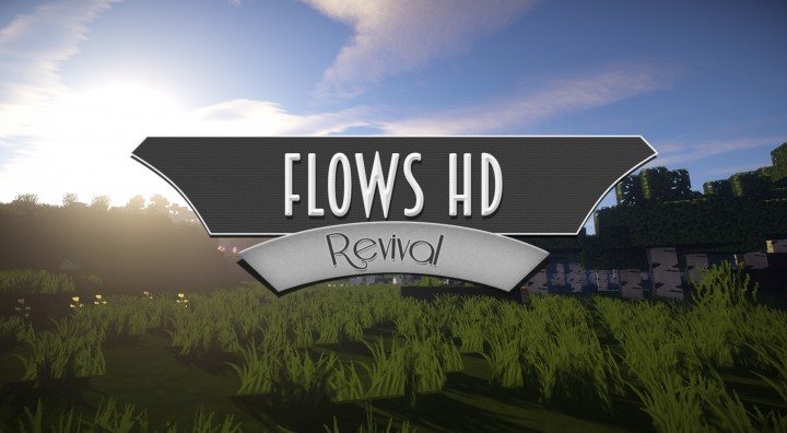 7500d  Flows hd revival by exevium [1.9.4/1.8.9] [64x] Flows HD Revival (Exevium) Texture Pack Download