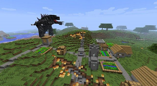 8804a  Ore Spawn Mod 11 [1.10.2] OreSpawn Mod Download