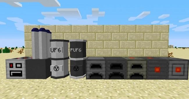8a15a  hbms nuclear tech mod 7 [1.7.10] Hbm's Nuclear Tech Mod Download