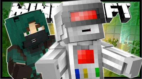 8ae7b  Me and my Robot Map [1.8] Me and my Robot Map Download