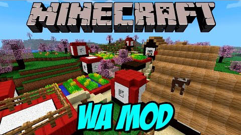 98169  WA Mod [1.7.10] WA Mod Download