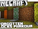 [1.8] Forgotten Blocks Parkour Map Download
