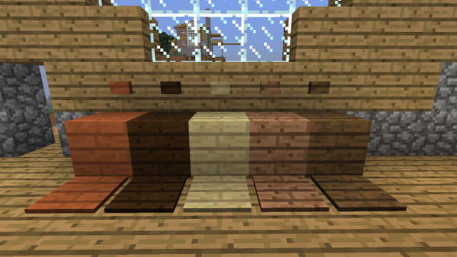 Wood Stuff Mod 1 [1.7.10] Wood Stuff Mod Download