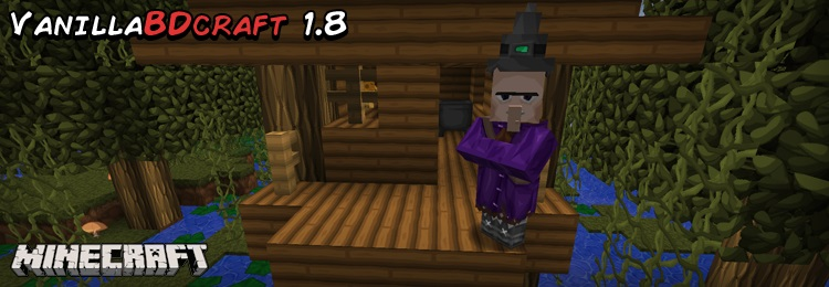 a67fc  Vanillabdcraft resource pack [1.9.4/1.9] [64x] VanillaBDCraft (Sphax and MickeyJoe) Texture Pack Download