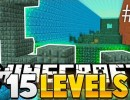 [1.8] 15 Levels of Parkour Map Download