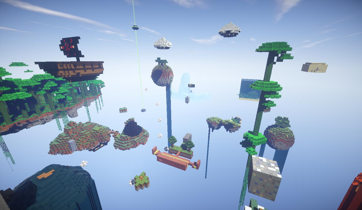 be066  Sky Element Map 2 [1.8] Sky Element Map Download