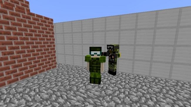 c9b10  Zombie Warfare Reborn Mod 6 [1.8] Zombie Warfare Reborn Mod Download