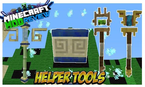 ea5e3  Helper Tools Mod [1.8] Helper Tools Mod Download
