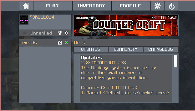 eaca4  Counter Craft Mod 1 [1.6.4] Counter Craft Mod Download