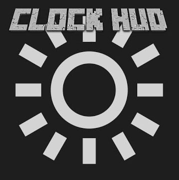 25ffe  Clock HUD Mod [1.8.8] Clock HUD Mod Download