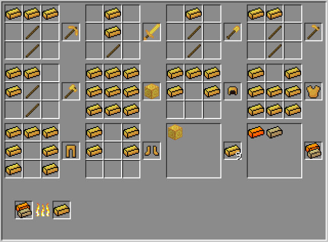 341e4  Metal Gem Craft Mod 2 [1.7.10] Metal Gem Craft Mod Download