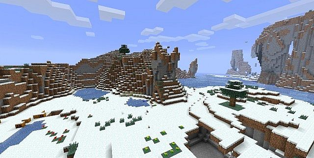 8e31d  Biome World Types Mod 8 [1.8] Biome World Types Mod Download