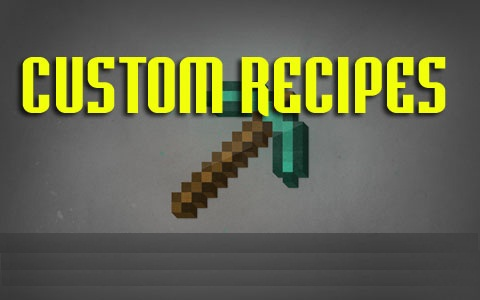 935fb  Custom Recipes Mod [1.7.10] Custom Recipes Mod Download