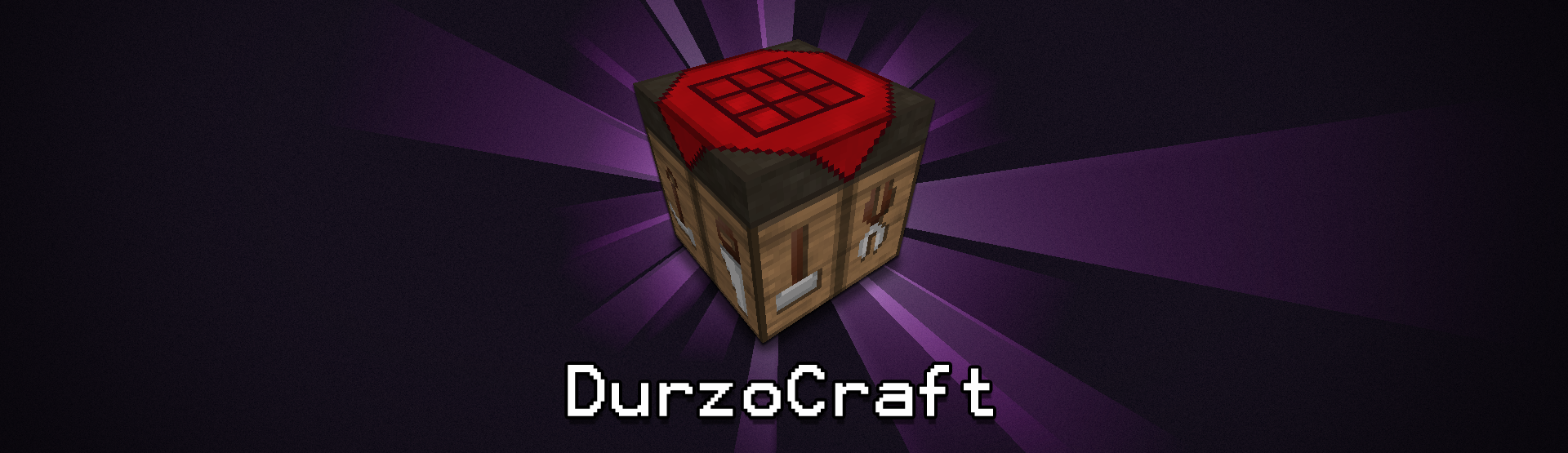 98d67  Durzocraft resource pack [1.9.4/1.8.9] [32x] DurzoCraft Texture Pack Download