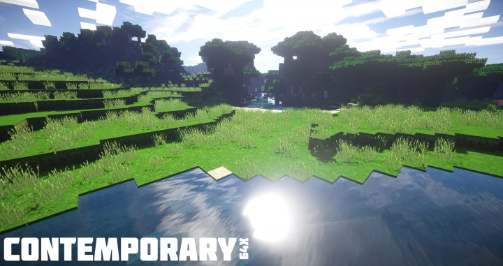 c3be4  Contemporary resource pack [1.9.4/1.8.9] [64x] Contemporary Texture Pack Download
